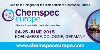 Chemspec Europe 2015, Cologne, Germany