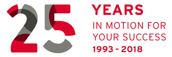 Velox 25 years in motion for your success